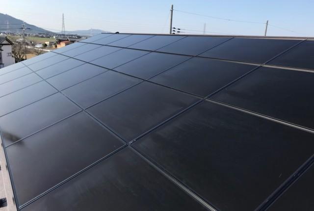 ZEH・太陽光発電(ソーラーフロンティア)
