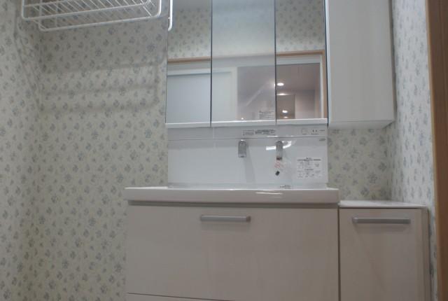 TOTO 洗面化粧台「サクア」
